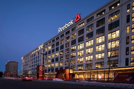 Reebok Headquarters Photos