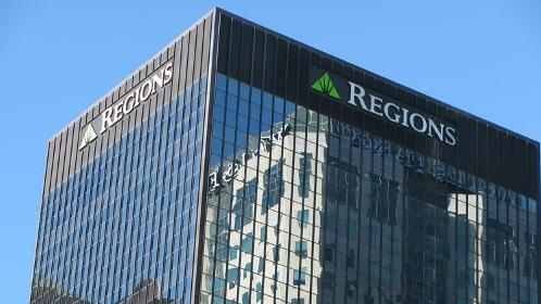 Regions Bank Headquarters Photos
