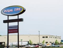 Royal Tire Headquarters Photos