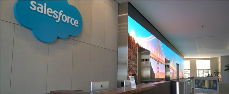 Salesforce Headquarters Photos