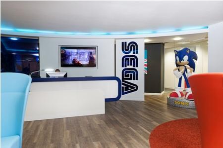 Sega Headquarters Photos