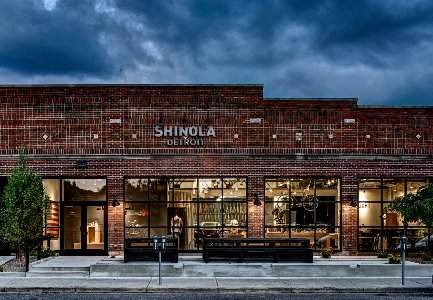 Shinola Headquarters Photos 1