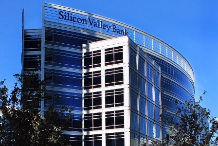 Silicon Valley Bank Headquarters Photos