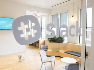 Slack Headquarters Photos
