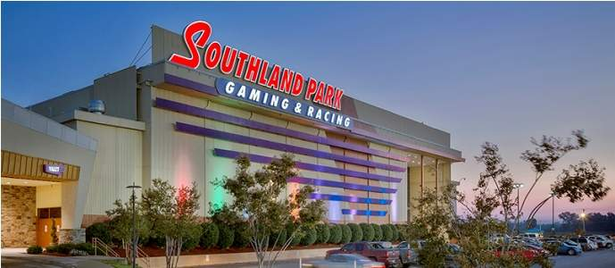 Southland Park Gaming & Racing Headquarters Photos