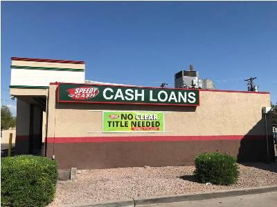 Speedy Cash Headquarters Photos