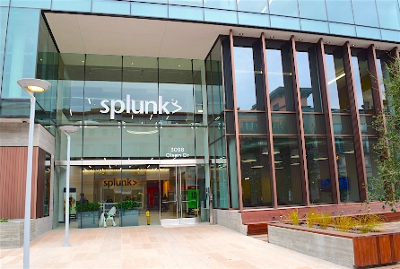 Splunk Headquarters Photos