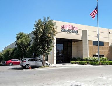 Superior Grocers Headquarters Photos