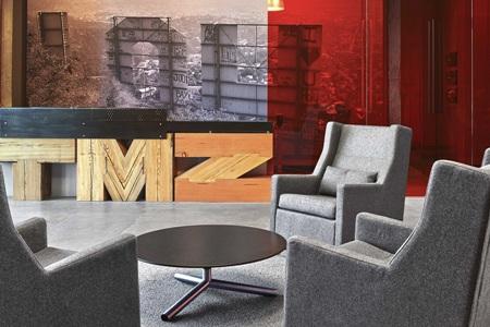 TMZ Headquarters Photos