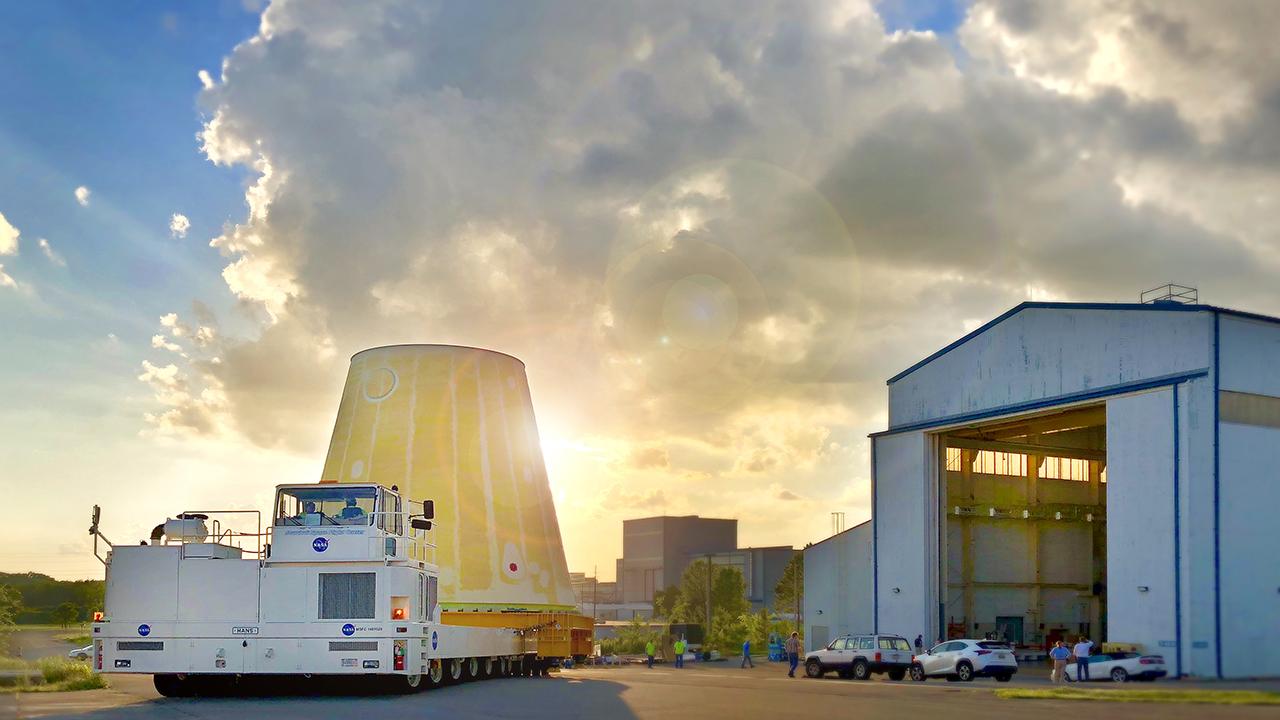 Teledyne Brown Engineering Headquarters Photos