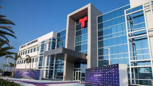 Telemundo Headquarters Photos 1