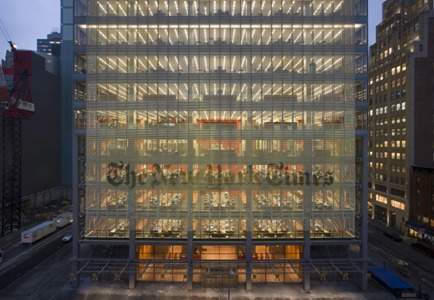 The New York Times Headquarters Photos 1