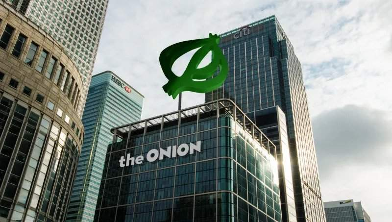 The Onion Headquarters Photos