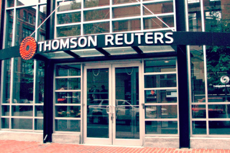 Thomson Reuters Headquarters Photos