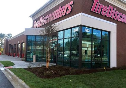 Tire Discounters Headquarters Photos