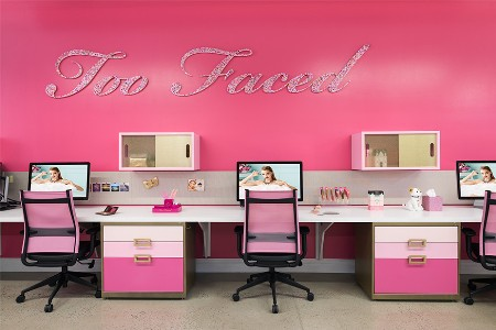 Too Faced Headquarters Photos