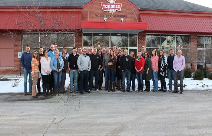 Toppers Pizza Headquarters Photo