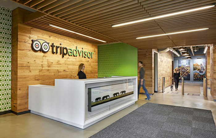 Tripadvisor Corporate Office Photo