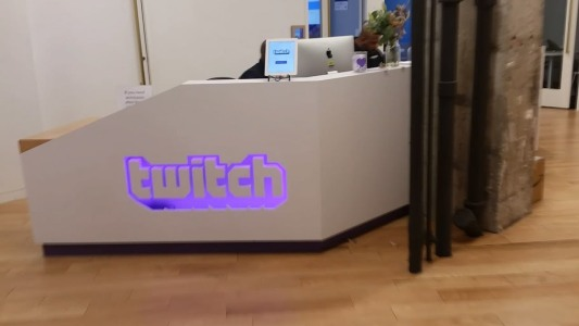 Twitch Headquarters Photos