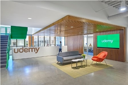 Udemy Headquarters Photos