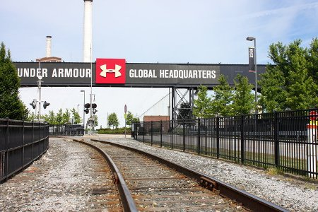 Under Armour Headquarters Photos