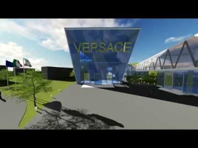 Versace Headquarters