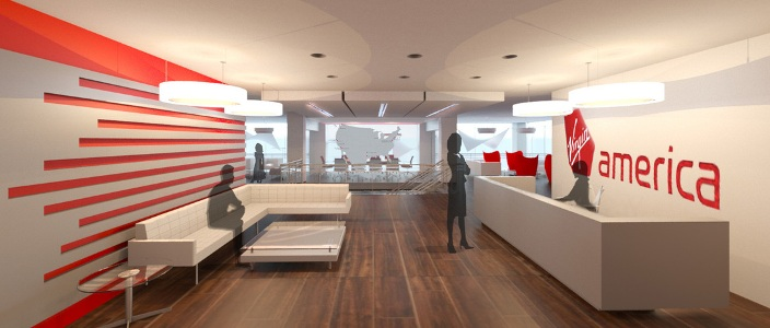 Virgin America Headquarters 3