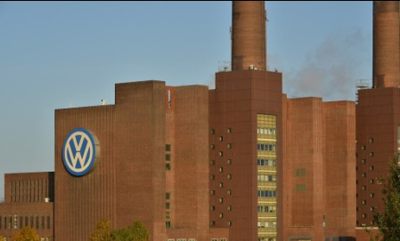 Volkswagen Headquarters 1