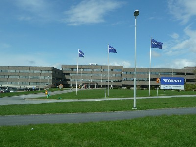 Volvo Headquarters