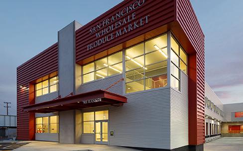 Warehouse Market Headquarters Photo