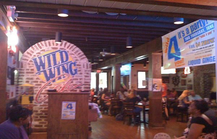 Wild Wing Cafe Headquarters Photo