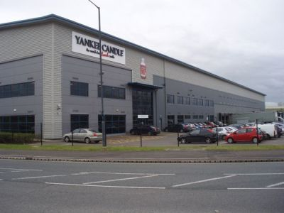 YANKee Candle Headquarters Photos