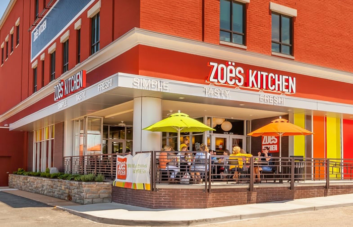 Zoes Kitchen Corporate Office Photo