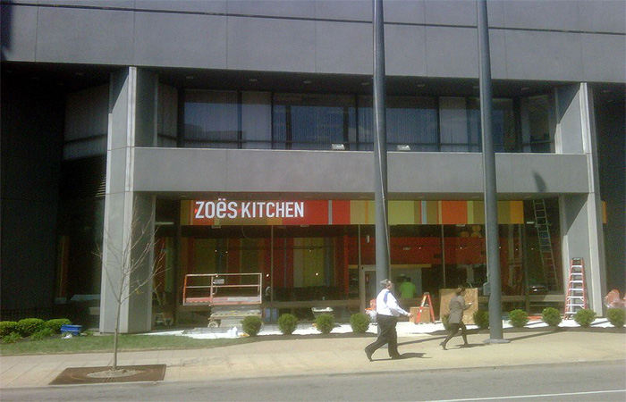 Zoes Kitchen Headquarters Photo