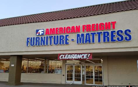 American Freight Furniture Mattress 1