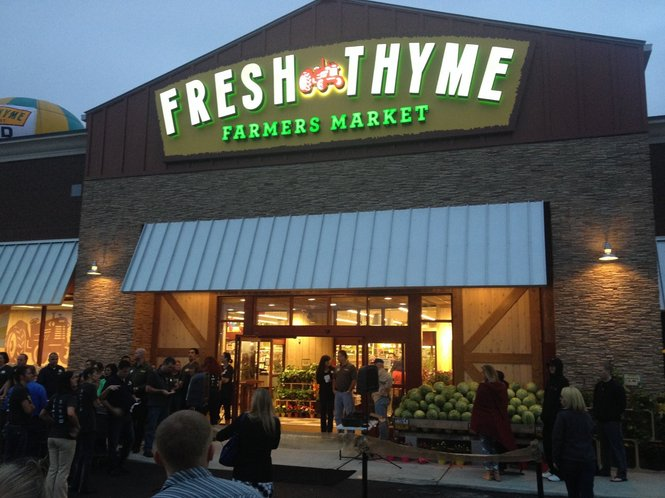 Fresh Thyme Farmers Market 1