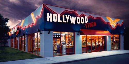 Hollywood Video 1