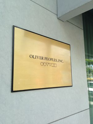 Oliver Peoples Headquarters 1