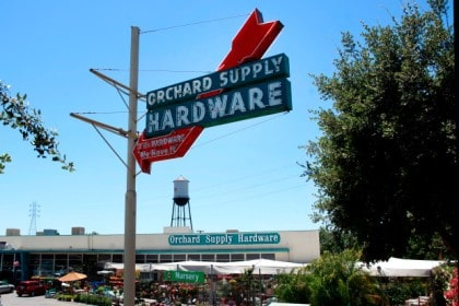 Orchard Supply Hardware Headquarters 1