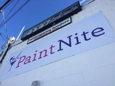 Paint Nite Headquarters