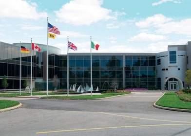 Parker Hannifin Headquarters 1