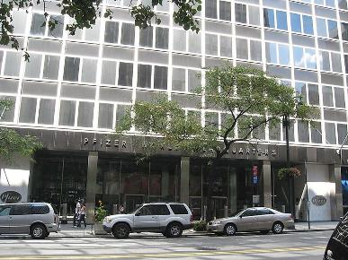 Pfizer Headquarters 2