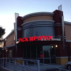 Pick Up Stix Headquarters 1
