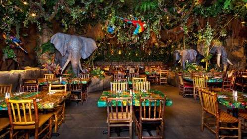 Rainforest Cafe Headquarters 1