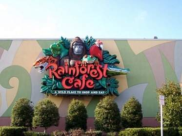 Rainforest Cafe Headquarters