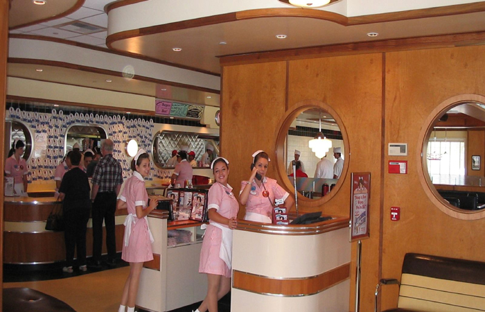 Ruby's Diner Corporate Office Photo