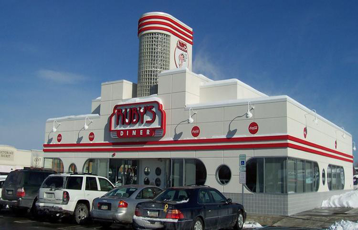 Ruby's Diner Headquarters Photo