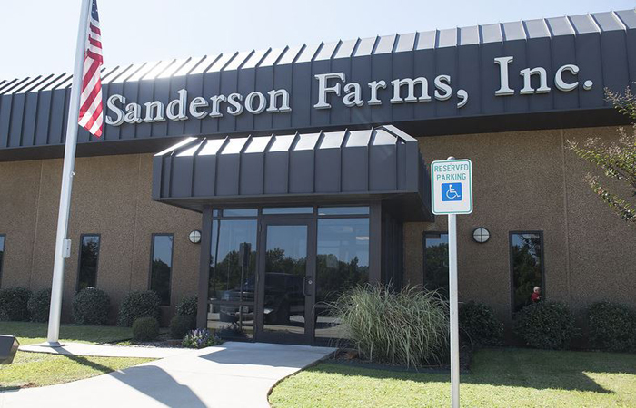 Sanderson Farms Corporate Office Photo