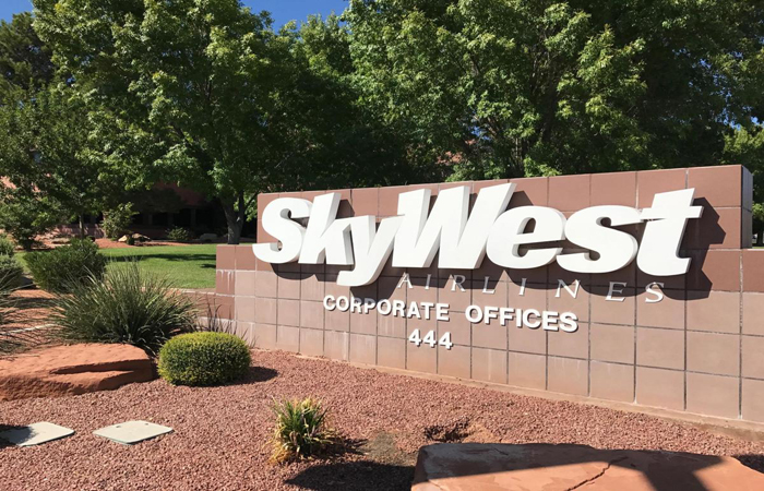 SkyWest Airlines Corporate Office Photo