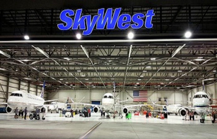 SkyWest Airlines Headquarters Photo
